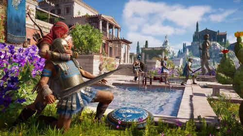 Steam: Assassin's Creed Odyssey verkauft sich besonders gut