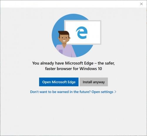 Windows 10: Microsoft warnt vor Firefox- und Chrome-Browser