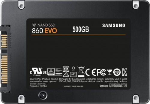 Samsung SSD 860 EVO: Günstige B2B-Version erhältlich