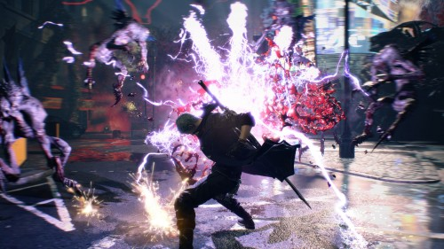 Devil May Cry 5: Offenbar mindestens 8 Threads benötigt