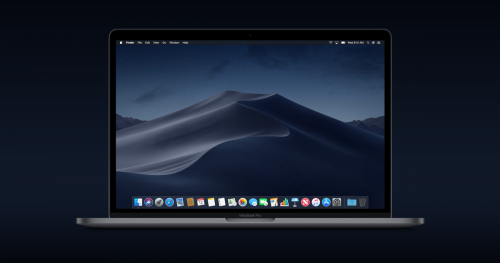 MacOS Mojave: Apple drängt Anwender über 5 GB großes Upgrade auf