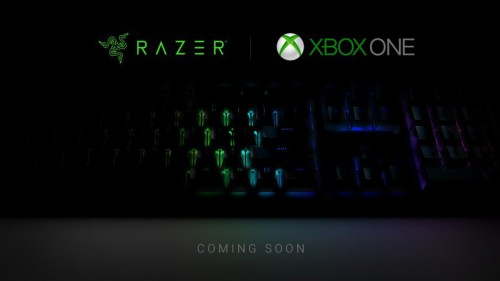 Microsoft teasert Tastatur-Unterstützung für die Xbox One