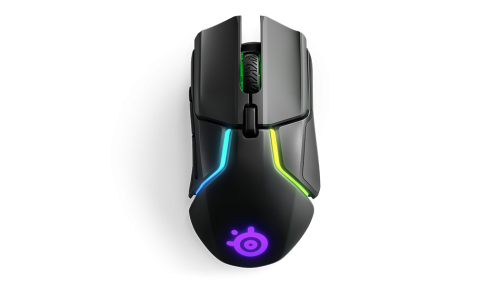 SteelSeries Rival 650: Erste Wireless-Maus mit Fast-Charging