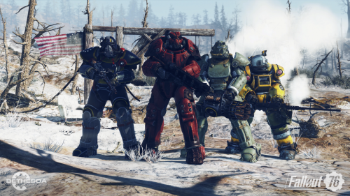 Fallout 76: Private Server mit Mod-Support sind erst später geplant