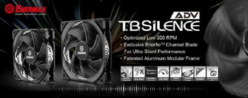 Enermax T.B. Silence ADV Lüfter für 300 RPM optimiert