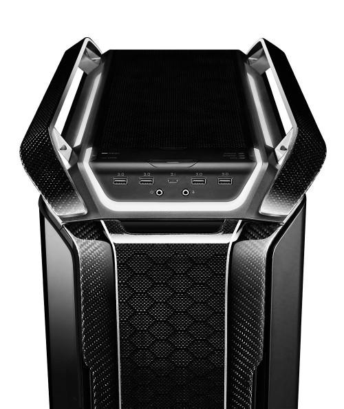 Cooler Master Cosmos C700P Carbon - limitierte Carbon-Edition für 999 USD