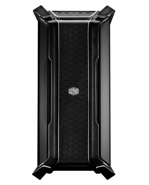 Bild: Cooler Master Cosmos C700P Carbon - limitierte Carbon-Edition für 999 USD