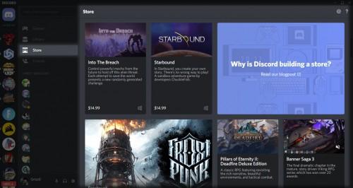 Discord Store: Beta vom integrierten Shop gestartet