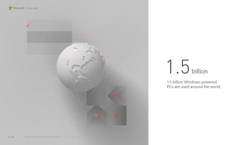 Microsoft: 1,5 Milliarden aktive Windows-PCs