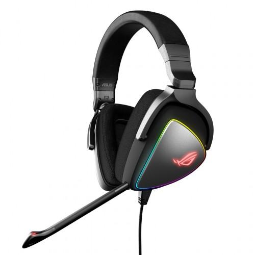 Asus Gaming-Headsets: ROG Delta und Delta Core vorgestellt
