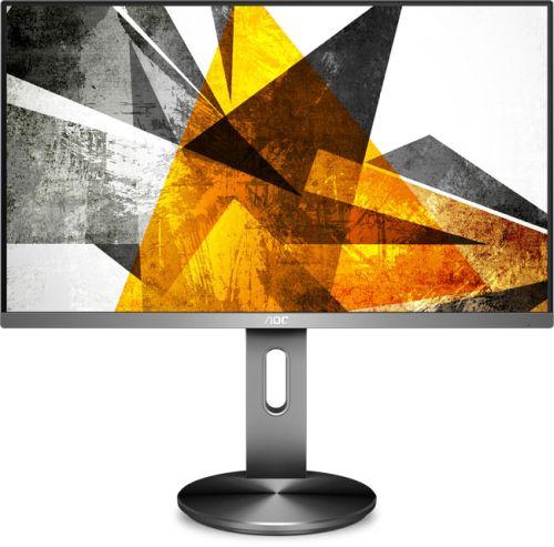 AOC präsentiert neue Monitore für den Business-Einsatz