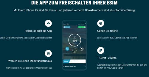 Truephone: Erste eSIM-Angebote für neue iPhones von Apple
