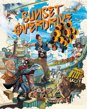 Sunset Overdrive: PC-Version im RSRB-Rating aufgetaucht