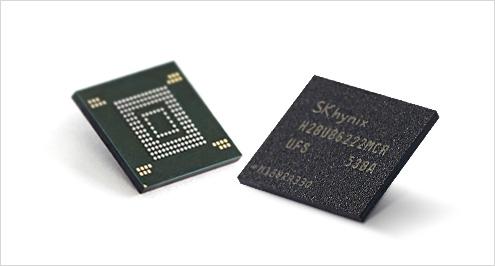 SK Hynix präsentiert ersten CTF-4NAND-Flashspeicher