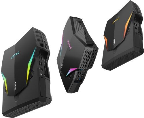 Zotac VR GO 2.0: Die zweite Generation des VR-Backpacks