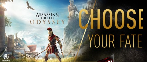 "Bild: MSI: ""Choose Your Fate""-Bundle mit Assassin�s Creed Odyssey"