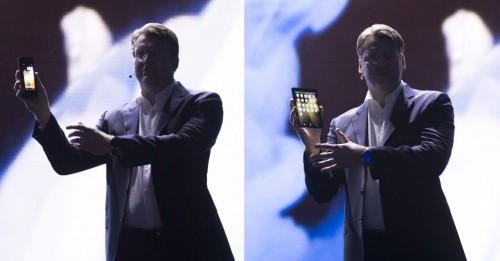 Samsung: Erstes faltbares Smartphone für 2019 angekündigt