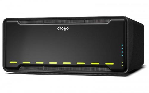 Drobo 8D: 8-Bay-DAS für bis zu 112 TB Speicherplatz