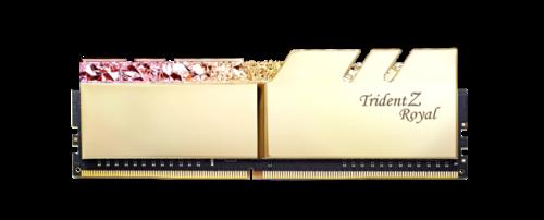 G.SKILL Trident Z Royal: DDR4-Kits im außergewöhnlichen Design