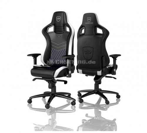 Screenshot 2018 11 24 noblechairs EPIC Limited Edition Gaming Stuhl schwarz weiß blau