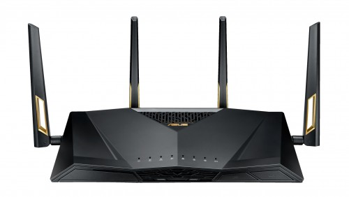 WLAN-Router ASUS RT-AX88U mit 802.11ax WLAN-Technologie (Wifi 6)