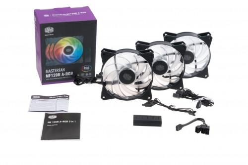 Cooler Master MasterBox MB530P: Gehäuse mit Echtglas und ARGB-Lüftern