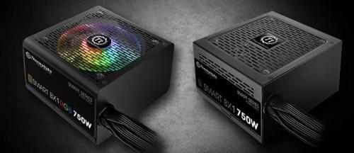 Bild: Thermaltake Smart BX1 RGB: Neue Netzteilserien vorgestellt