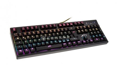 Xtrfy K2: Gaming-Tastatur jetzt 20 Euro im Preis gesenkt