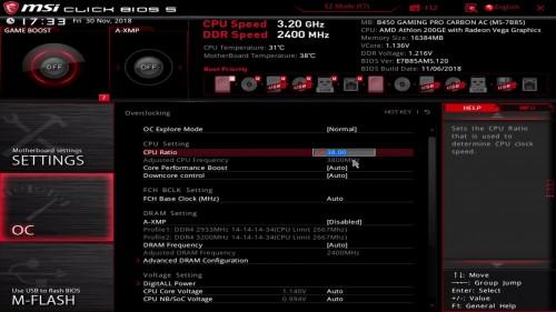 MSI: Neue BIOS-Versionen fürs Overclocking mit dem Athlon 200GE