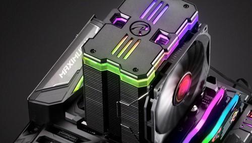 Raijintek MYA RBW: CPU-Kühler mit adressierbarer RGB-Beleuchtung
