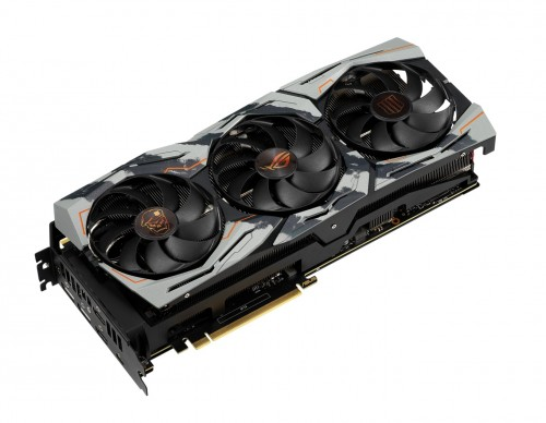 Limitiert: Asus ROG Strix GeForce RTX 2080 Ti Call of Duty: Black Ops 4 Edition