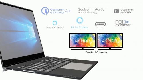Snapdragon 8cx: Neues SoC für Notebooks