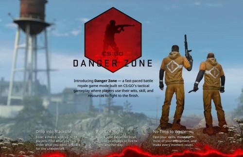Counter-Strike: GO ab sofort kostenlos und mit Battle-Royal-Modus