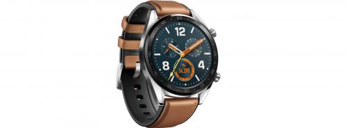 Huawei Watch GT: Elegante Smartwatch mit sportlichen Ambitionen