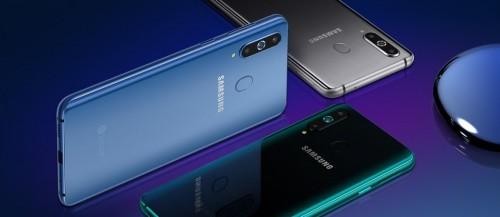 Samsung Galaxy A8s mit Infinity-O-Display vorgestellt