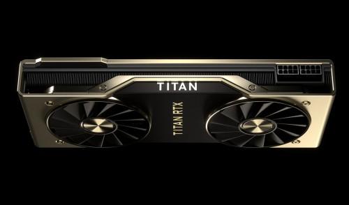 nvidia titan rtx gallery