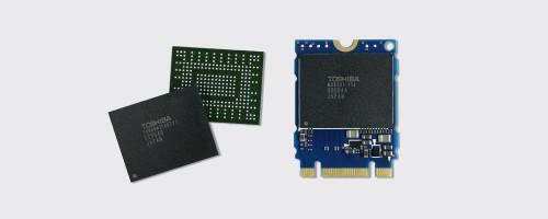 Toshiba BG4-Serie: PCIe-SSD mit 96 Layern und 1-TB-Speicherplatz