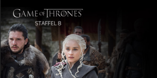 Game of Thrones: Erster Teaser zur 8. Staffel