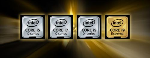 Intel Core X Series Skylake X and Kaby Lake X CPU Family
