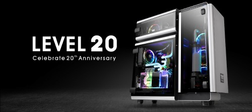 Bild: Thermaltake Level 20 gewinnt CES Innovation Award