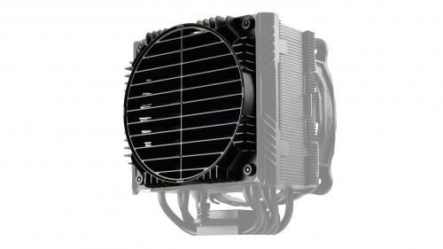 Enermax ETX-T150 AXE Silent Edition: CPU-Kühler mit asymmetrischer Heatpipe