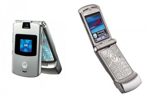 Razr: Remake von Motorolas legendärem Klapp-Handy als Luxus-Smartphone?