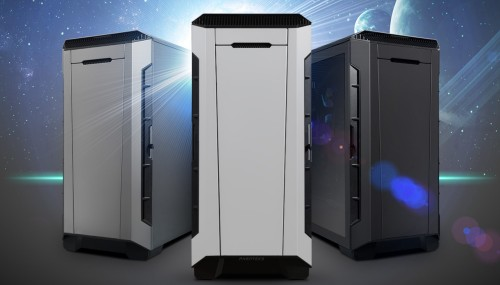 Phanteks Eclipse P600S: Midi-Tower als Silent- oder High-Airflow-Gehäuse