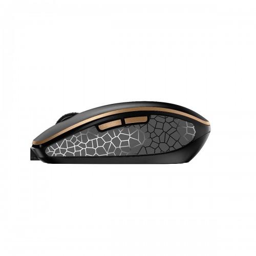 Cherry DW9000 Slim: Maus- und Tastatur-Kombination mit USB-Empfänger und Bluetooth