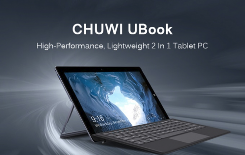 Screenshot 2019 02 04 CHUWI UBook Goes anywhere Does everything