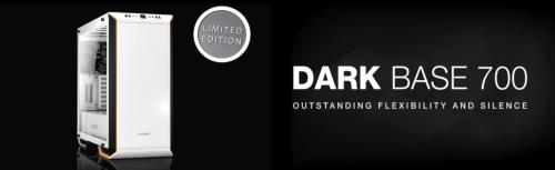 Dark Base 700 White Edition: Neue Farbe für das Gehäuse von be quiet!