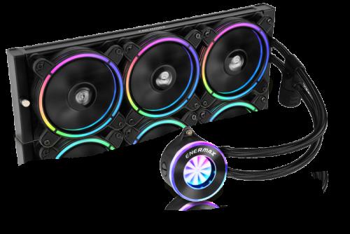 Enermax Liqfusion 360: Leistungsstarke AiO-Wasserkühlungen mit RGB-LEDs