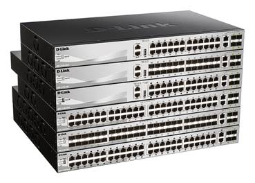 D-Link DGS-3130: Switches mit 10 Gbps Uplink