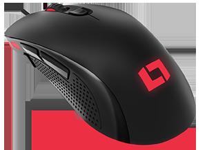 Lioncast LM60 Pro: Gaming Maus für ambitionierte Spieler