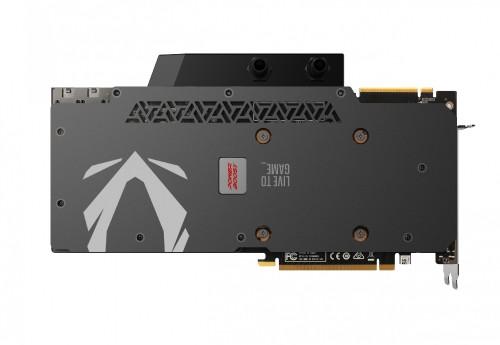 Zotac GeForce RTX 2080 Ti ArcticStorm Edition mit Wasserblock
